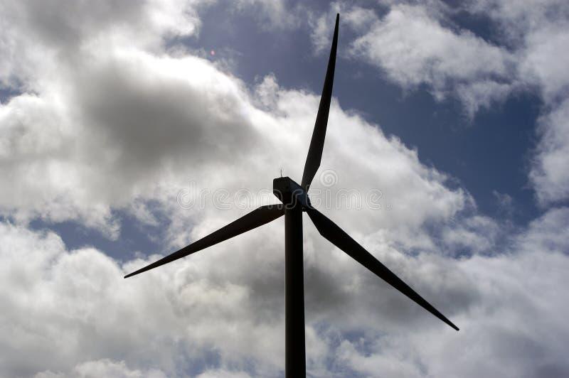 Download Single Windmill stock image. Image of generator, power - 117581