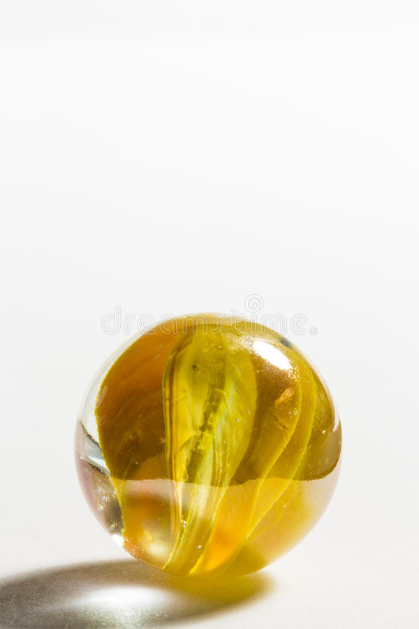 Yellow Marble stock photography