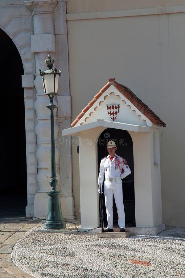 Singola protezione della Monaco immagini stock libere da diritti