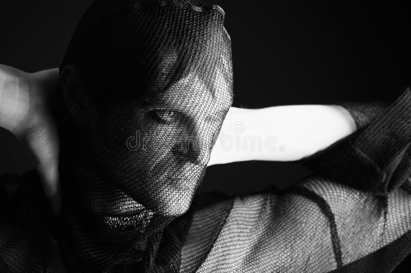 Download Sinister Man Royalty Free Stock Photos - Image: 9215868