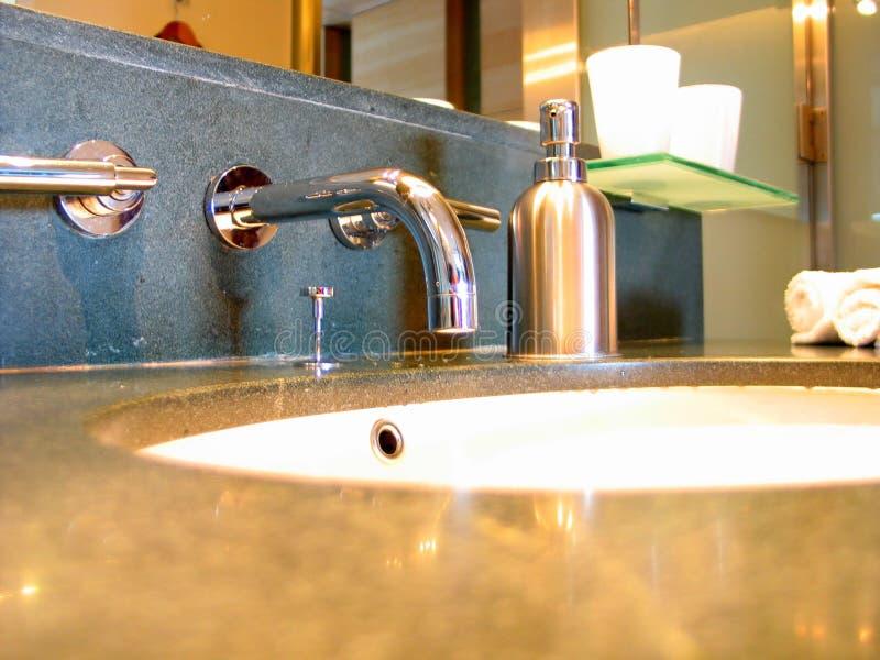 Download Sink stock photo. Image of dish, running, wash, drainage - 115428