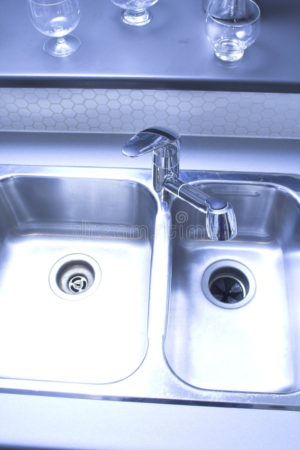 Free Sink Royalty Free Stock Photography - 683477