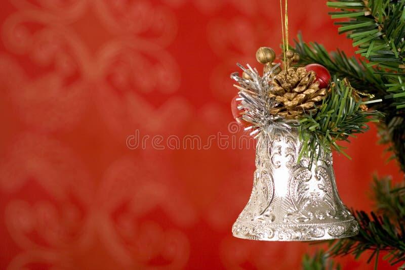 Sino de Natal imagem de stock royalty free