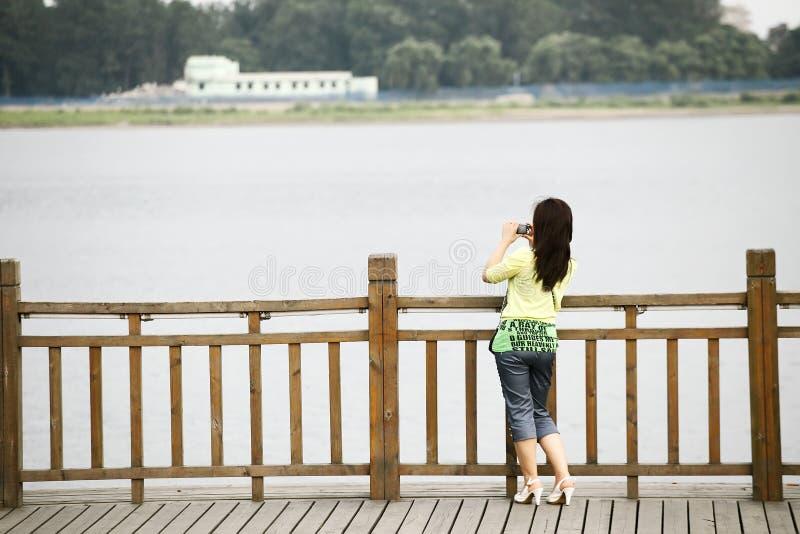 Sino-North Korean Frontier 2011 Editorial Photo