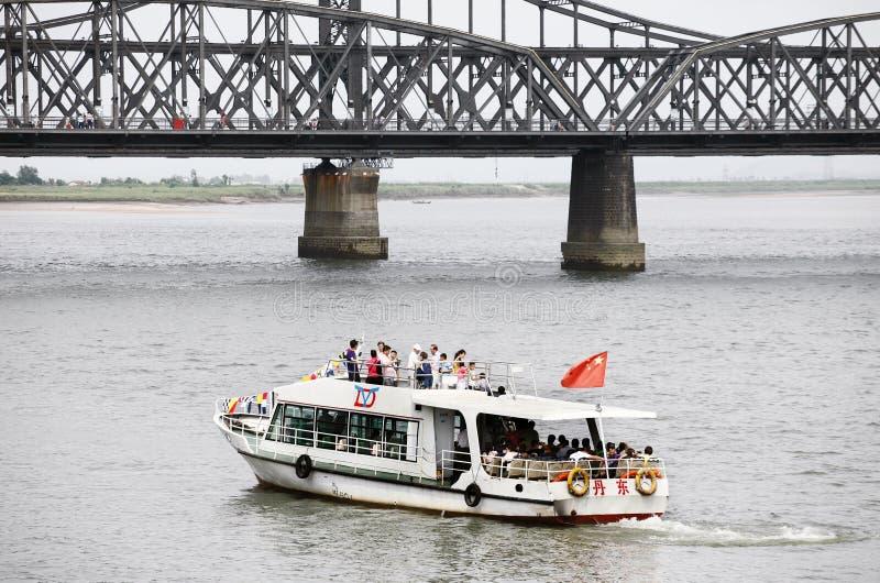 Sino-North Korean frontier