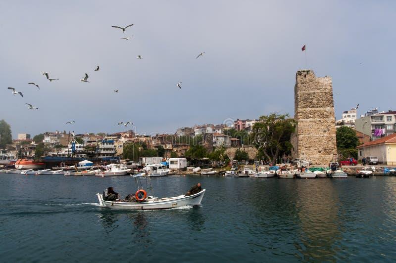 Sinop miasto w Turcja zdjęcie stock