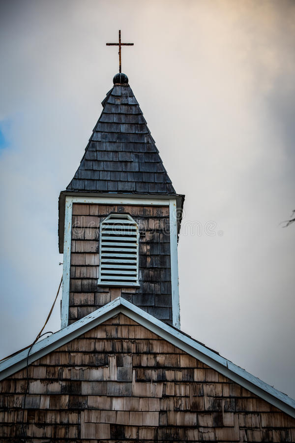 Sint Maarten Church imagenes de archivo