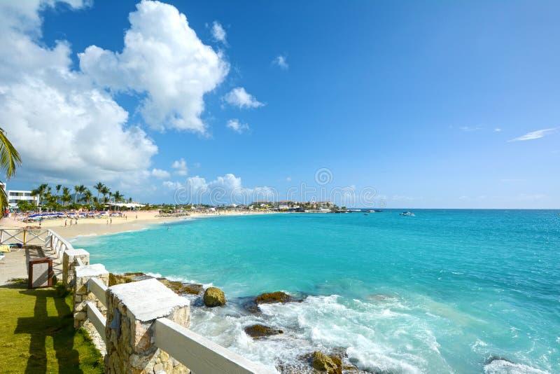 Sint Maarten/St Martin stock foto
