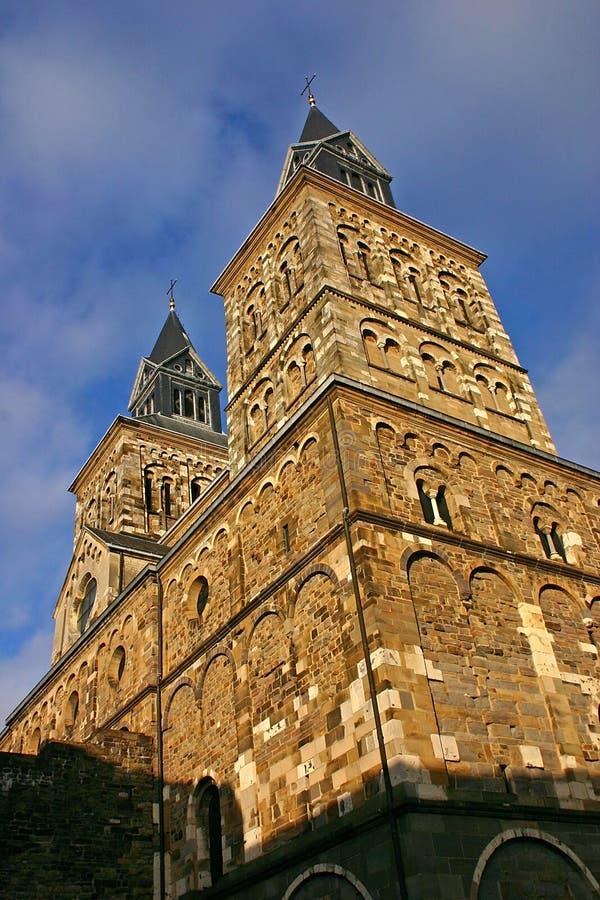 Sint Servaas Maastricht immagini stock