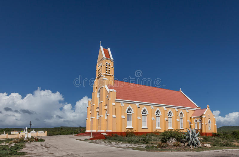 Sint Willibrordus kyrka royaltyfria foton