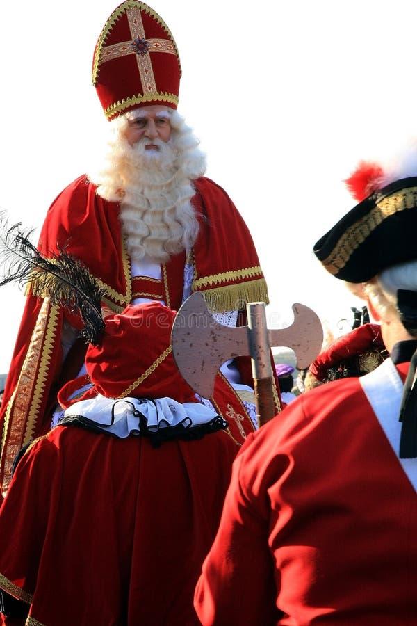 Free Sinterklaas And Retinue Royalty Free Stock Photos - 6666638