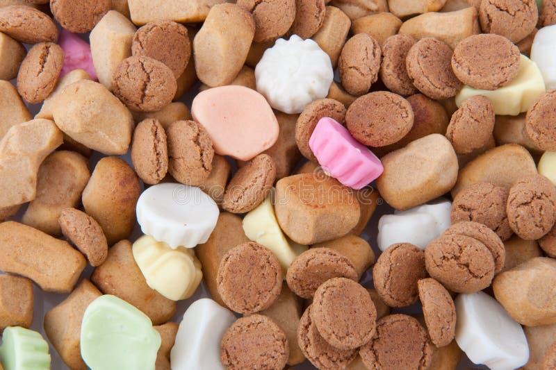 Sinterklaas Süßigkeit lizenzfreie stockfotografie