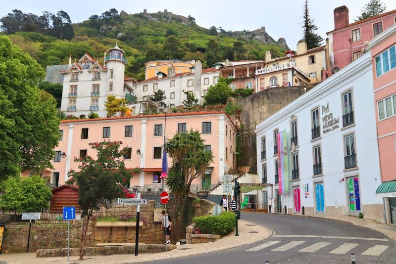 Sintra, Πορτογαλία στοκ φωτογραφία με δικαίωμα ελεύθερης χρήσης