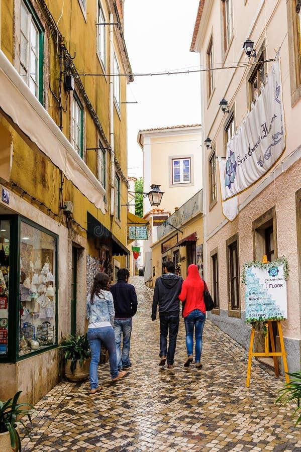sintra της Πορτογαλίας στοκ φωτογραφίες με δικαίωμα ελεύθερης χρήσης