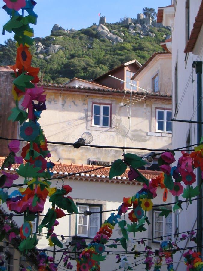 Download Sintra της Πορτογαλίας στοκ εικόνα. εικόνα από πορτογαλία - 385595
