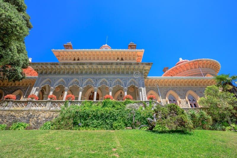Sintra em Portugal imagem de stock royalty free