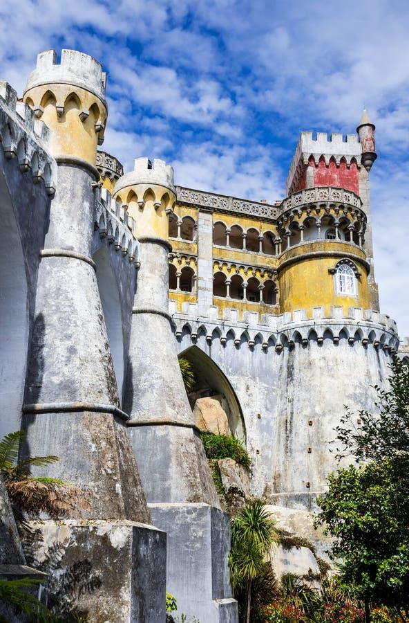 Sintra, Portugal foto de archivo