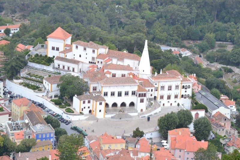Sintra Portugal 2015 fotos de archivo libres de regalías