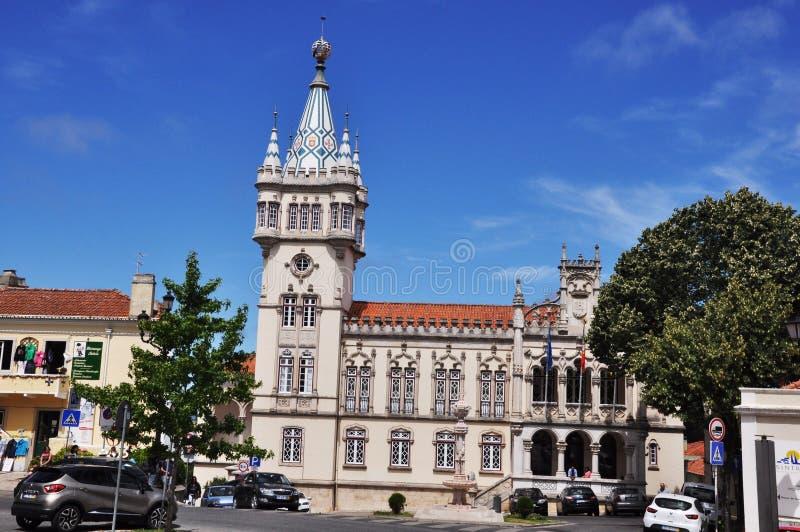 Sintra, Portugal fotos de archivo