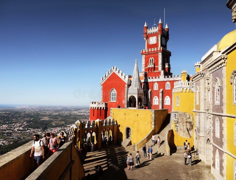 Sintra Portugal imagen de archivo libre de regalías