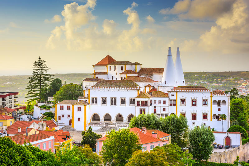 Sintra Portugal royalty free stock images