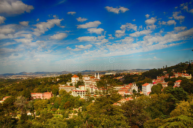 Sintra. Portugal royalty free stock photo
