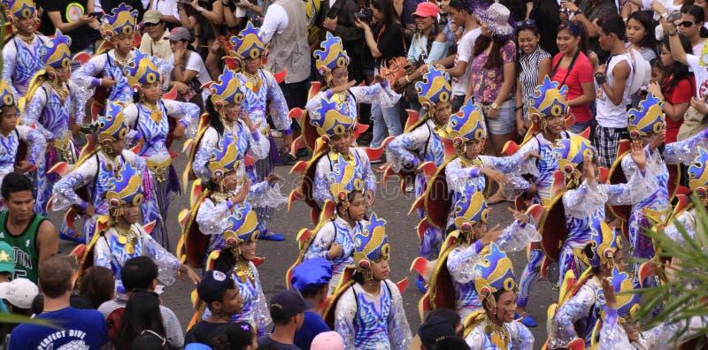 Sinulog Cebu Parade Celebration