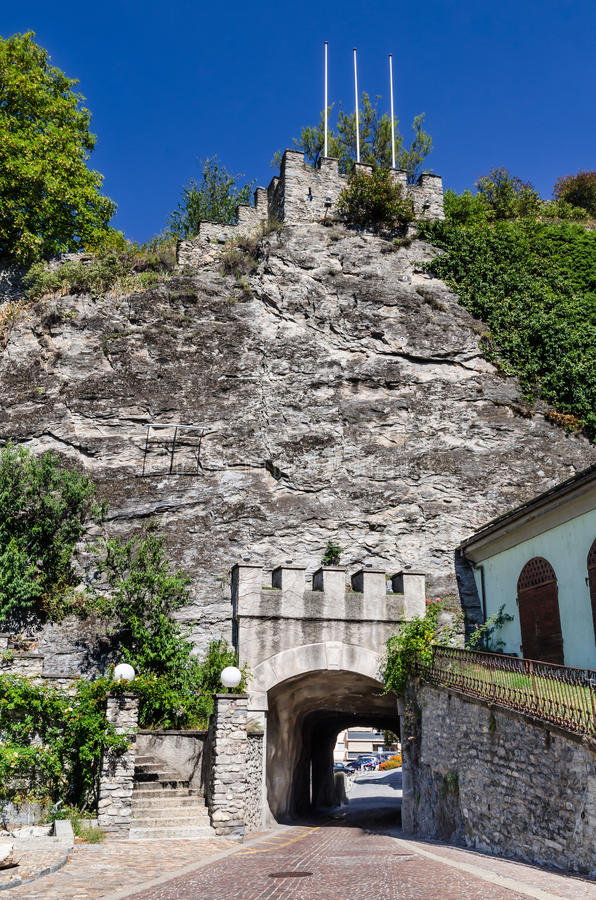Sion, Switzerland royalty free stock image