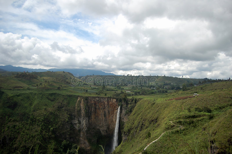Sipiso - pisowaterval. stock foto