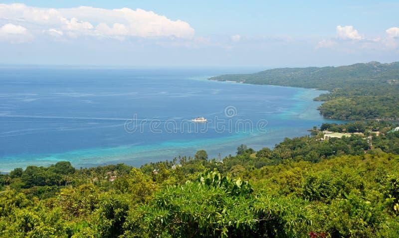 Siquijor Island, Philippines stock photos
