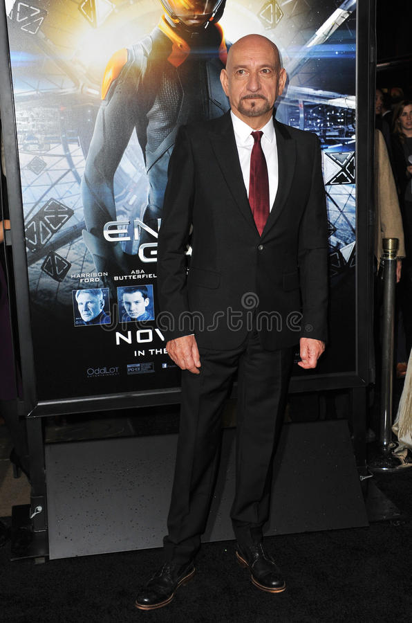 Download Sir Ben Kingsley editorial photography. Image of popular - 68813292