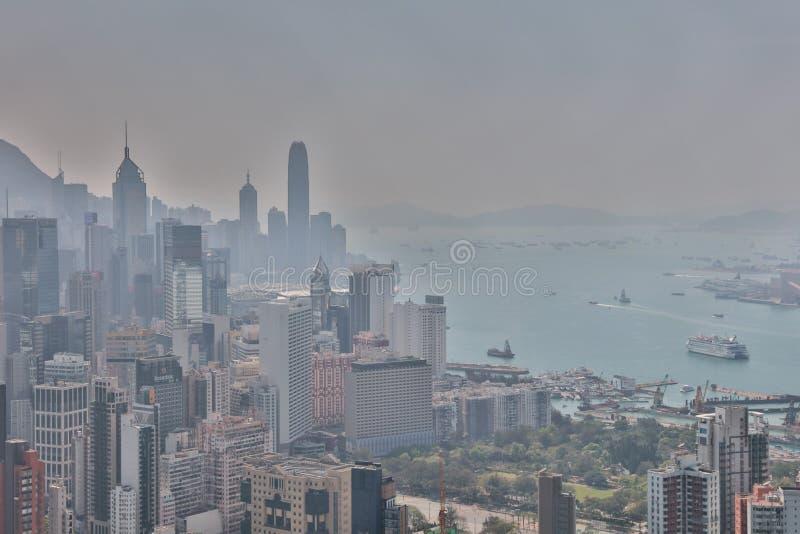 Sir Cecils przejażdżka, Braemar wzgórze, 2017 hk obrazy stock