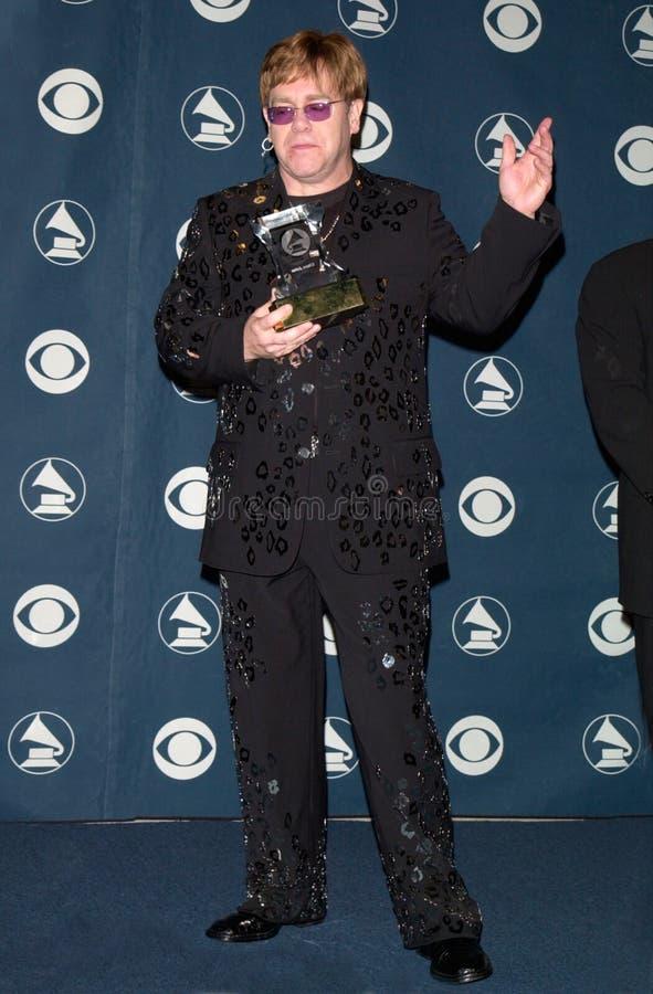 Sir Elton John zdjęcia stock