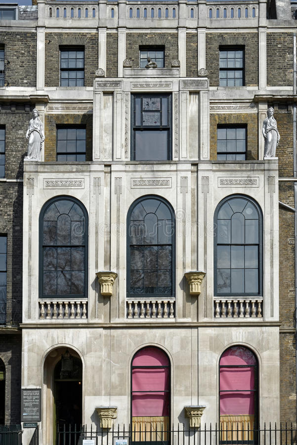 Free Sir John Soane S House Museum Stock Photos - 56650923