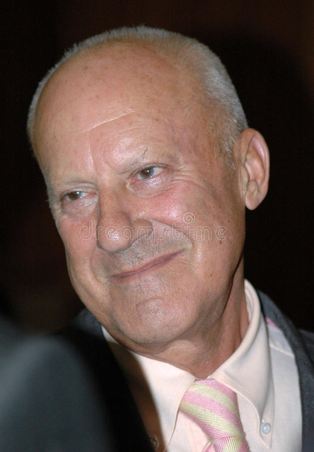 Sir Norman Foster royalty free stock photo