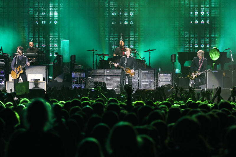 Download Sir Paul McCartney Performs Onstage At Olimpiyskiy Editorial Stock Photo - Image: 23146378