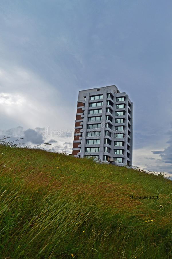 Download Sir Richard Squires Building Stock Photo - Image of grass, landmark: 38574226