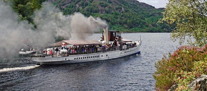 Sir walter scott steamship royalty free stock image