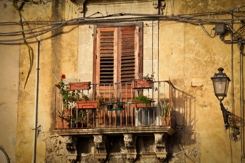 Download Siracusa, Sicily stock image. Image of colour, shutter - 25224339
