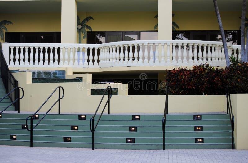 Sirata-Strandurlaubsort lizenzfreie stockfotografie