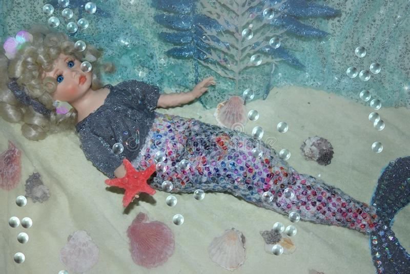 Sirena fotografia stock