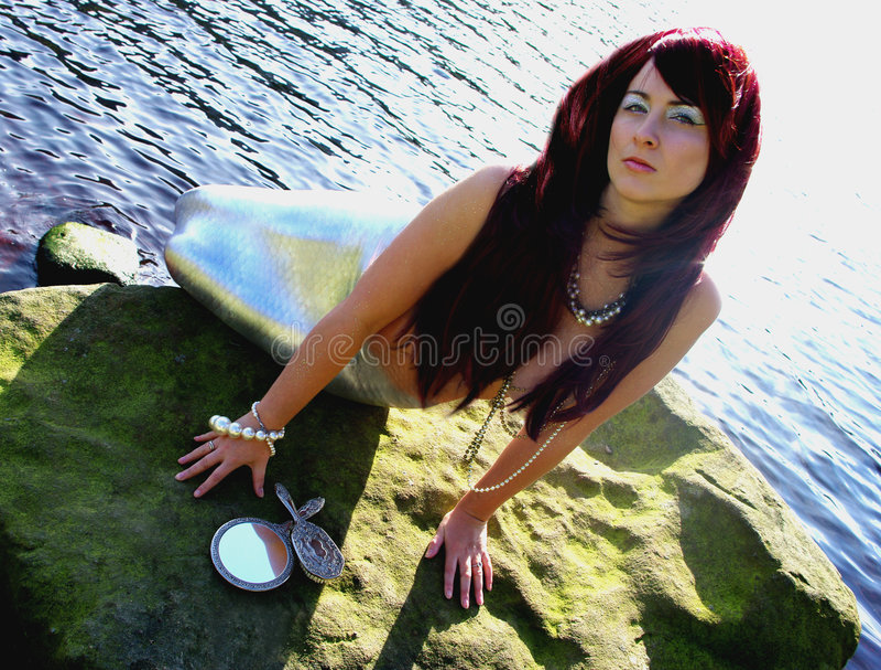 Sirene stock fotografie