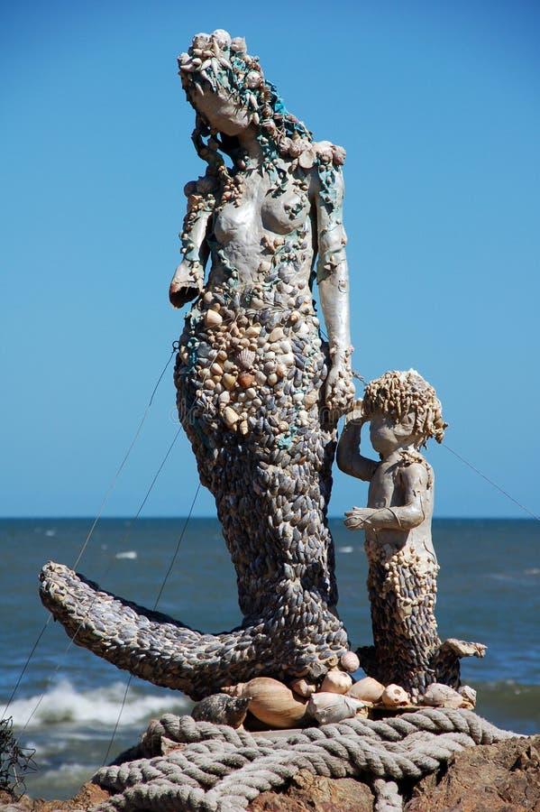 Sirene royalty-vrije stock foto's