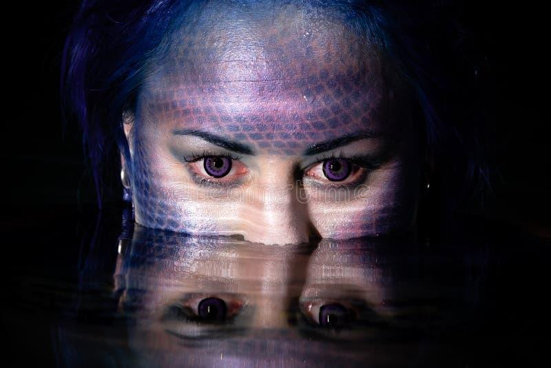 Sirene della notte fotografia stock libera da diritti