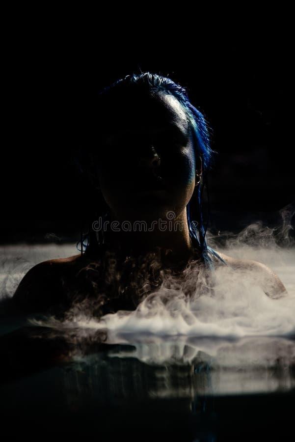 Sirene della notte immagini stock libere da diritti