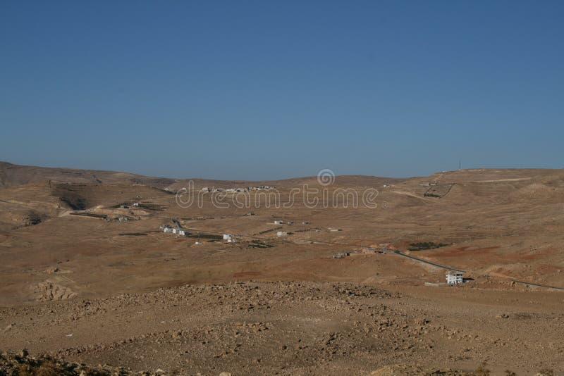 Siria o Jordania fotografía de archivo