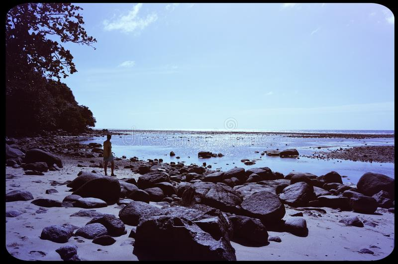 Sirinath低潮 免版税库存照片