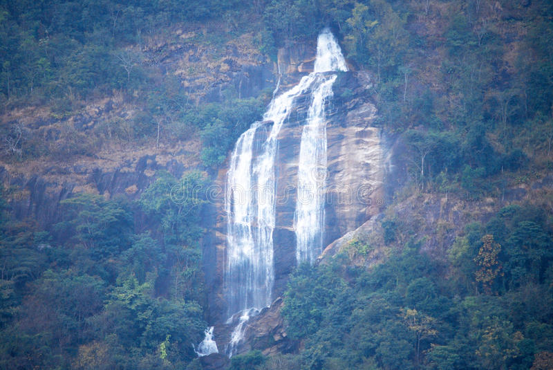 Siriphum-Wasserfall Stockbilder