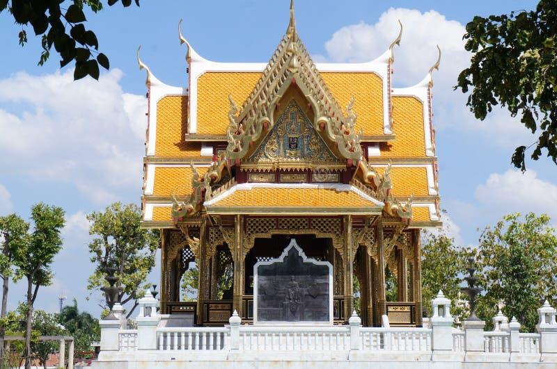 Siriraj Bimukhsthan Museum royalty free stock photos