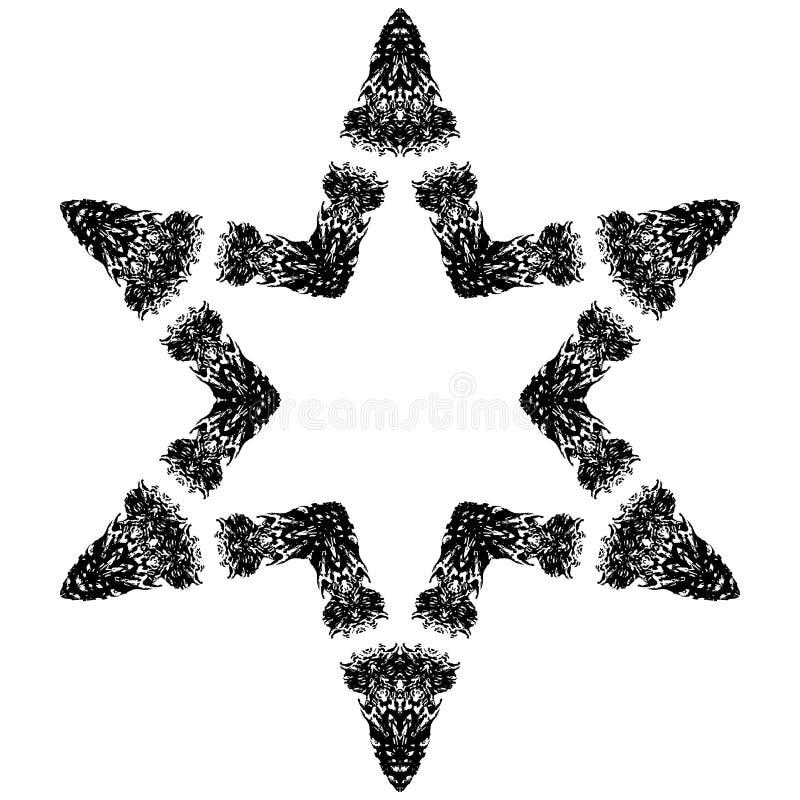 Download Sirius Glyph stock illustration. Illustration of round - 4135359